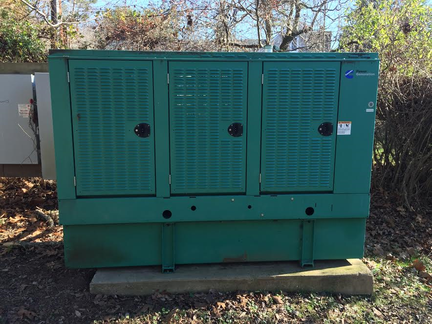 Cummins standby generator Midwest Generator Solutions